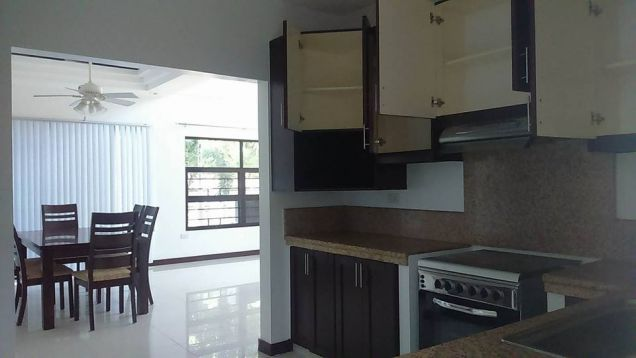 House and Lot for rent with 3BR in Angeles City - 40K - 9