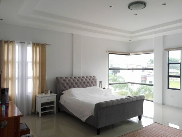 2-Storey 4Bedroom Modern House & Lot For RENT In Pulu Amsic Subd.,Angeles City - 1