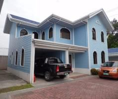 3 Bedroom House and lot near Clark for rent - 45K - 1