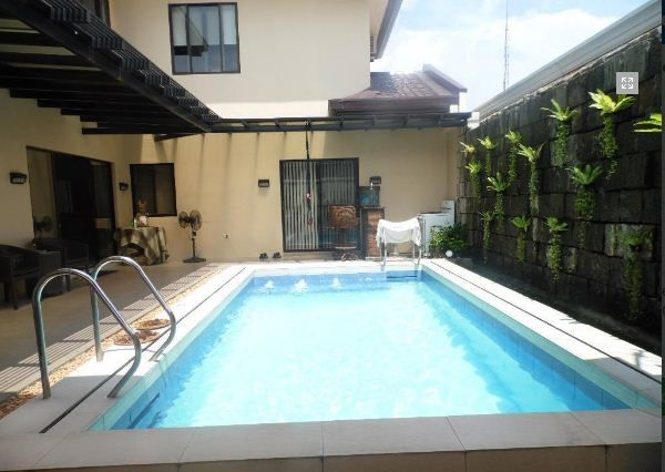 Fully Furnished House with Swimming pool for rent @ 90k - 3
