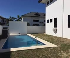 Beautiful House With Swimming Pool For Rent In Angeles City - 2