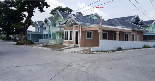 4 Bedroom House & Lot For Rent In Angeles City Near Clark - 0