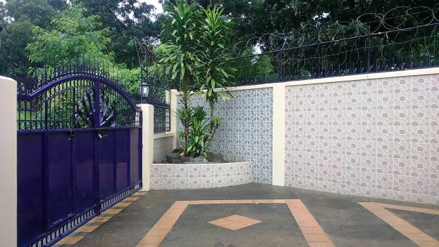 w/pool 1-Storey 4 Bedroom Furnished House & Lot for RENT in friendship Angeles City near to Clark... - 4