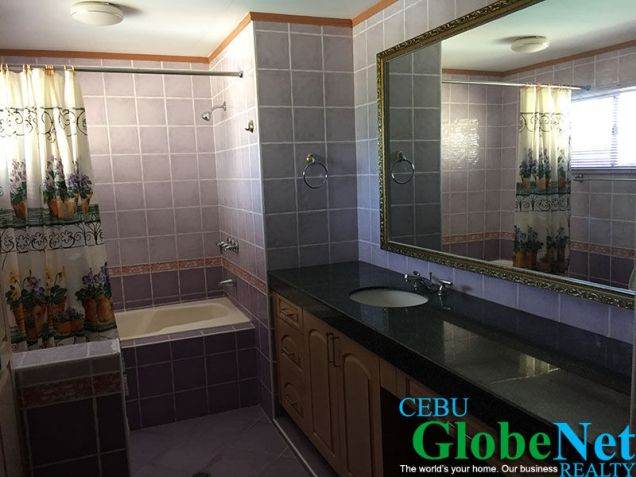 House and Lot, 4 Bedrooms for Rent in Paseo Esperanza, Maria Luisa, Cebu, Cebu GlobeNet Realty - 9