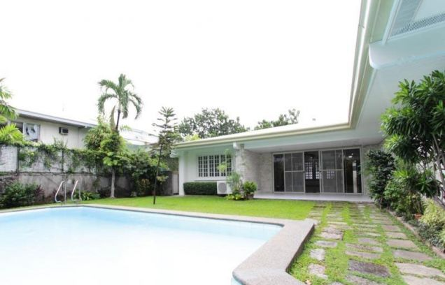 3 Bedroom Stylish House for Rent in San Lorenzo Village, Makati City(All Direct Listings) - 1