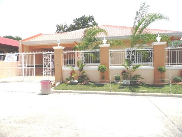 Bungalow House for rent in Angeles City - Near Clark - 2