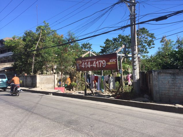 Lot for Rent, Pagsabungan, Mandaue (ideal for warehouse/truck park spaces) - along the hiway - 0