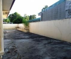House and lot with yard for rent inside a gated Subdivision in Friendship - 75K - 3