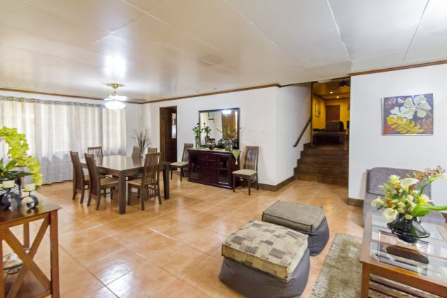 Spacious 8 Bedroom House for Rent in Maria Luisa Cebu City - 4