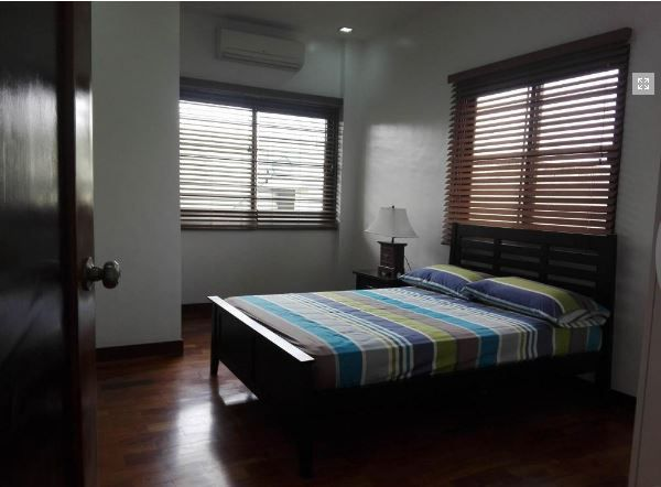 with Swimming Pool Furnished House & Lot For Rent In Hensonville, Angeles City - 1