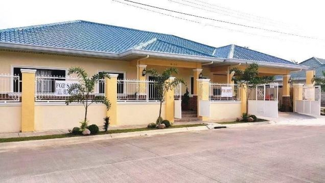 3 Bedroom Brand New Bungalow House and Lot for Rent in Angeles City - 0