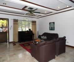 Furnished Bungalow House For Rent In Angeles City - 5