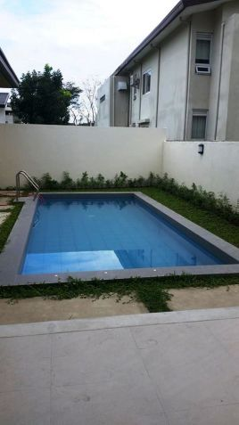 W/POOL 2-Storey House & Lot For Rent In Friendship Angeles City Very Near To CLARK - 3