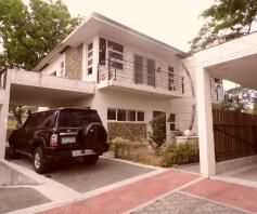 For Rent Fully Furnished 3 Bedroom Townhouse in Clark - P55K - 0