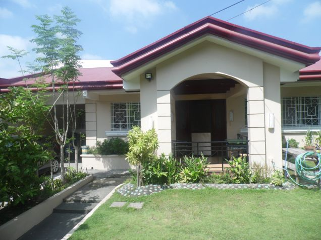 House and Lot for Rent in Friendship Angeles City Near Clark - 0