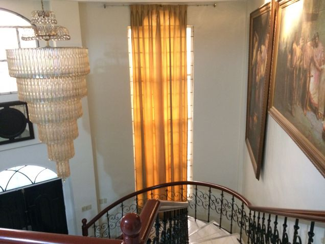 5 Bedroom Semi Furnished House and Lot for Rent in Angeles City - 6