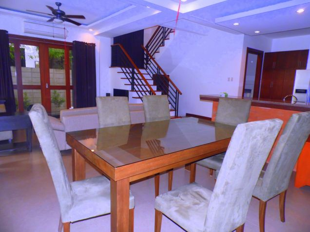 2 Storey Furnished House for rent in Hensonville - 70K - 7