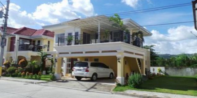 Fully furnished 4 bedroom House and Lot for Rent near beachfront in Minglanilla Cebu - 0