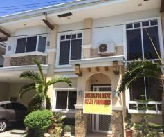 3Bedroom Fullyfurnished Townhouse For rent in Friendship Angeles City,Pampanga - 0