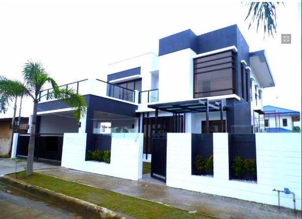 Three Bedroom House With Pool For Rent In Pampanga - 0