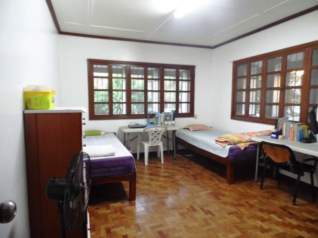 Bungalow Type House and Lot for Rent in Cut-cut  Angeles City - 1