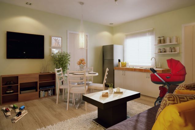 One Spatial Iloilo, 32 sqm, 2 Bedroom for Sale, Iloilo, Filinvest Land Inc - 0