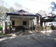 Bungalow 3Bedroom House & Lot For Rent In Friendship Angeles City - 0