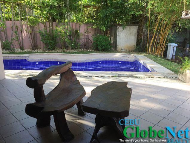 House and Lot, 4 Bedrooms for Rent in North Town Homes, Mandaue, Cebu, Cebu GlobeNet Realty - 9