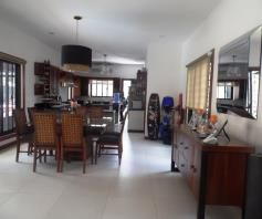 House and lot with swimming pool in Friendship FOR RENT @90k (Fully Furnished) - 6