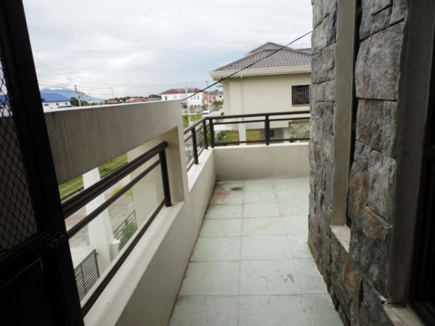 4 Bedroom House and lot near SM Clark for rent - P50K - 1