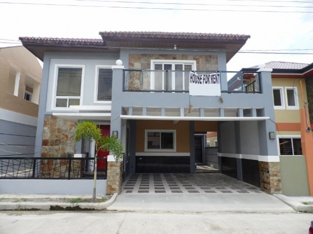 4 Bedroom Fully Furnished House near SM Clark FOR RENT - @P50K - 2