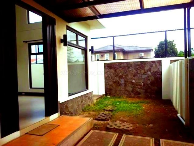 Unfurnished House With Back Garden For Rent In Angeles City - 4