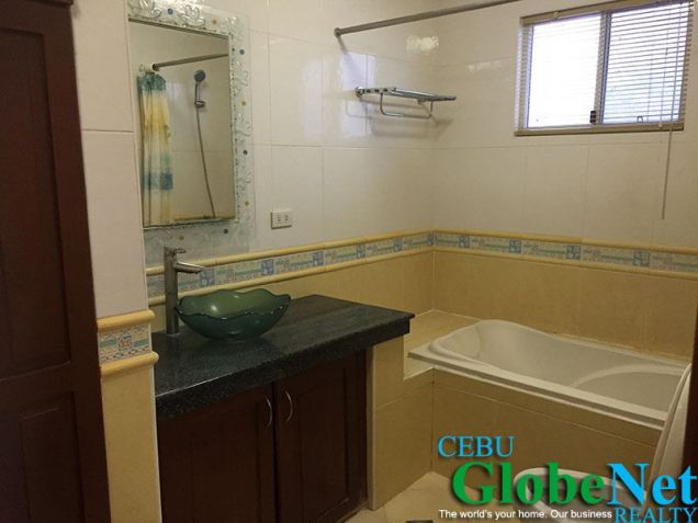House and Lot, 4 Bedrooms for Rent in Dona Rita, Cebu, Cebu GlobeNet Realty - 8