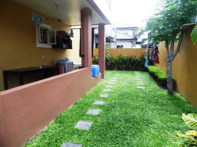 2-StoreyFurnished House & Lot For Rent In Hensonville Angeles City - 1