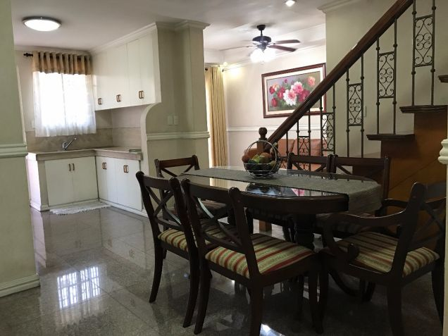 3 Bedroom with Attic House for Rent Ayala Alabang - 1