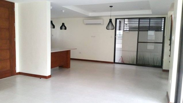 For Rent Brandnew House and lot with swimming pool - 70K - 7