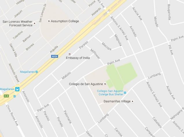 5 bedroom House and Lot fo Rent in Dasmariñas, Makati, Code: COJ-HL - 1100LJ - 0