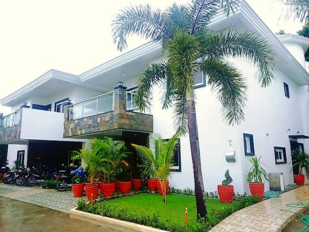 Brandnew Fullyfurnished House & Lot For Rent In Hensonville,Angeles City Near Clark - 0