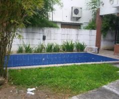 with Pool, 2-Storey House & Lot For Rent In Friendship, Angeles City - 1