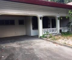 Bungalow House in Friendship for rent - 25K - 8