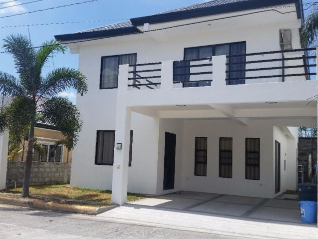 3 bedroom Furnished House For Rent In Angeles City - 1