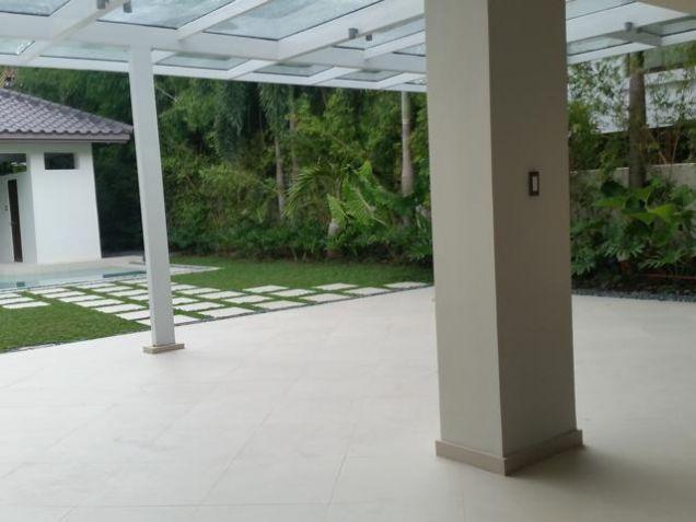 Modern Mediterranean Ayala Alabang House For Rent - 3