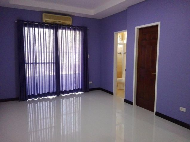 For Rent Townhouse With 2 Bedrooms In Angeles City - 1