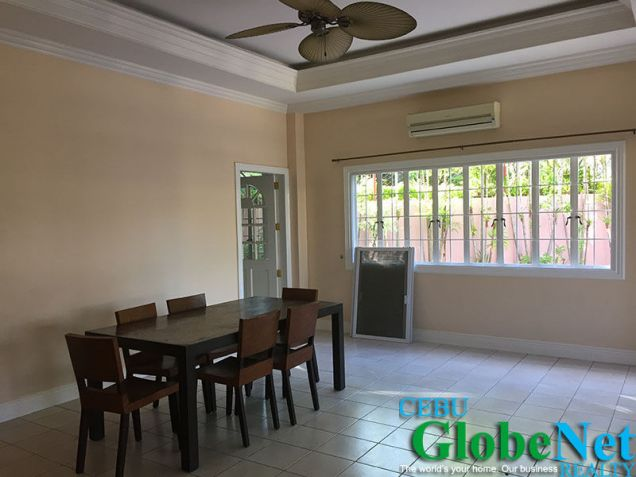 3 Bedroom Furnished House for Rent in North Town Homes Subdivision, Mandaue - 2