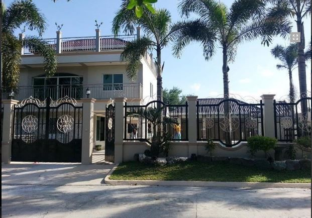 Unfurnished 8 bedroom House For Rent in Angeles City, Pampanga @150K - 7