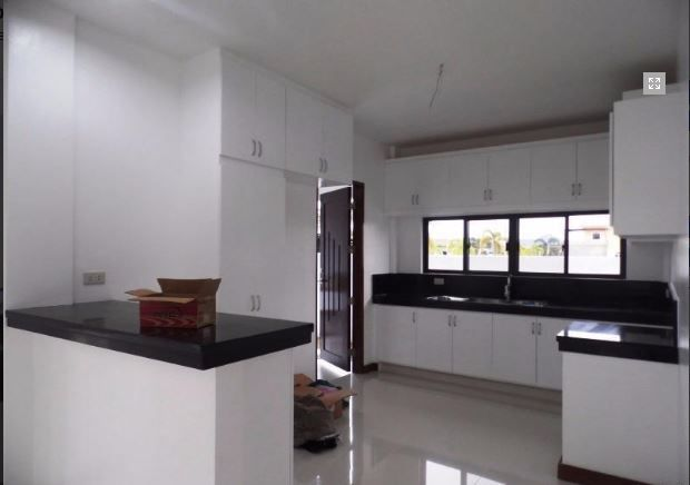 Modern 2 Storey House with swimming pool for rent - 75K - 8