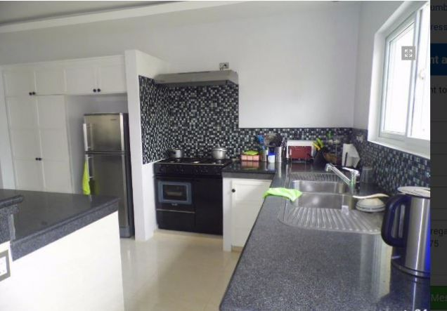 For Rent Furnished House and lot inside a secured Subdivision - 1