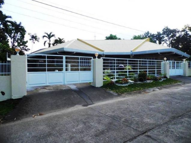 Bungalow Type House and Lot for Rent in Cut-cut  Angeles City - 0