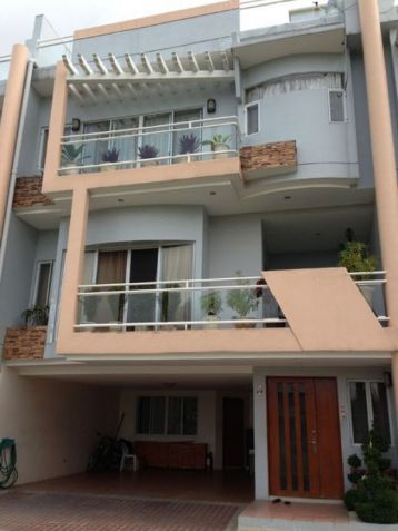 180sqm Floor, 3 bedroom, Townhouse, Park Terraces Subdivision, Cebu for Rent - 0