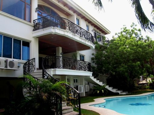 Large House for Rent with Swimming Pool in Banilad Cebu City - 0